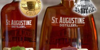 st-augustine-distillerys-bourbon-and-port-finished-bourbon-win-gold-and-best-of-class-platinum-medals-at-2017-sip-awards